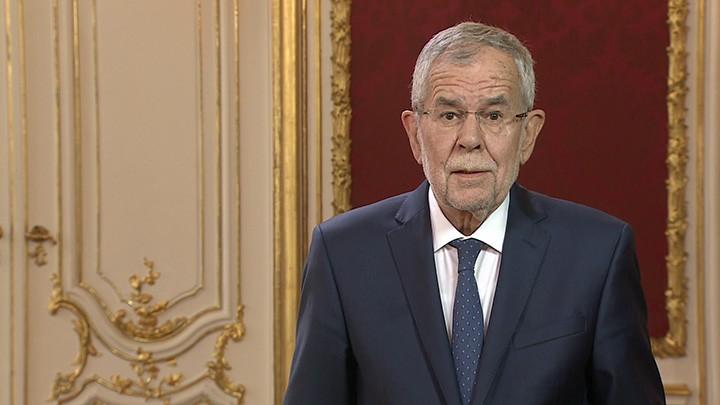 Video: Grußbotschaft von Bundespräsident Alexander van der Bellen