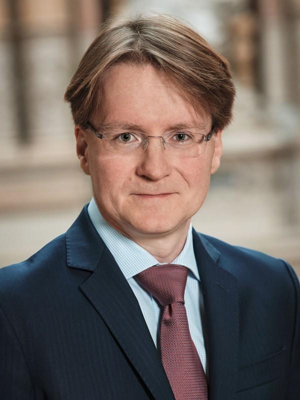Portrait StA Dr. Christian HUBMER (Vizepräsident)